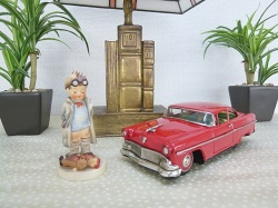フンメル人形 子供部屋